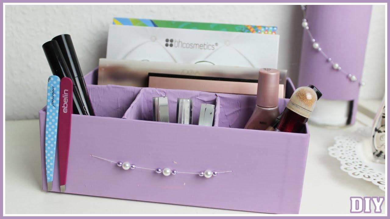 Kleine schminkbox selber machen diy - Kleine drahtkugeln selber machen ...