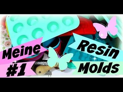 Alle meine Resin Harz Molds Formen #1 | 9999 Dinge - DIY, Basteln & Trends