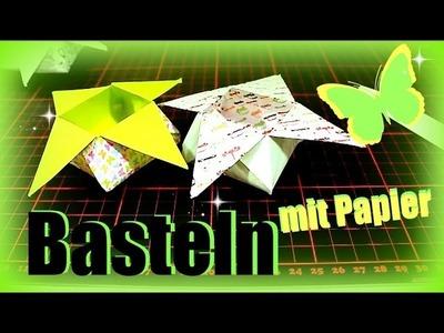 Basteln mit Papier | Origami Video deutsch | 9999 Dinge - DIY, Basteln & Trends