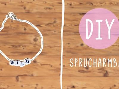 Armband selber machen – DIY Schmuck mit süßem Spruch
