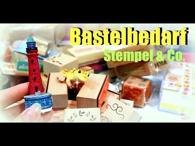 Bastelbedarf Stempel & Stempelkissen   9999 Dinge - DIY, Basteln & Trends