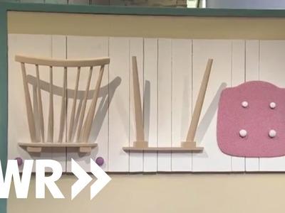 Upcycling-Garderobe  | DIY einfach kreativ