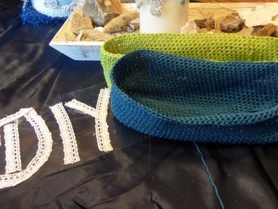 Keka: DIY Wie kann man einen Taschenboden häkeln ? genaue ANLEITUNG