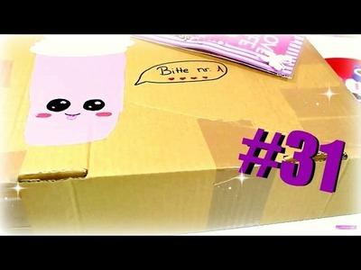 Tauschpaket von Hannah #31 | 9999 Dinge - DIY, Basteln & Trends