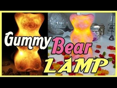 DiY Gummybear Lamp. DiY Gummibär Lampe