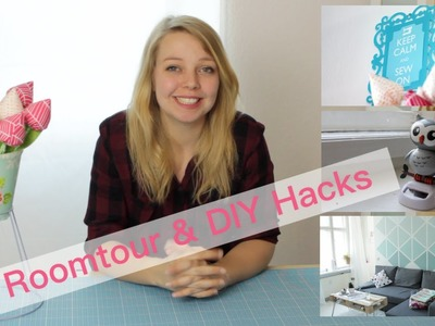 Roomtour & DIY Hacks - DIY Eule