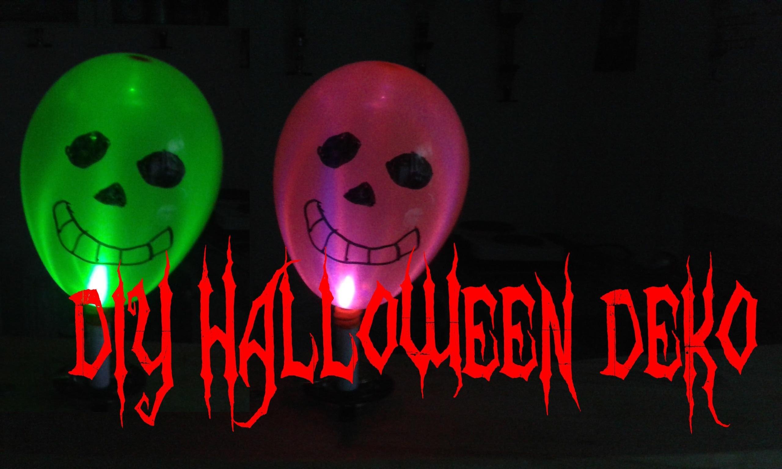 Schnelle U0026 Einfache Halloween Deko Selber Basteln   Gruselige Dekoration  Selbst Machen U2013 DIY Deutsch
