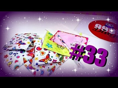Tauschpost von Nellis #33 | 9999 Dinge - DIY, Basteln & Trends