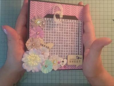 -- Craftupdate -- | Scrapbook , Card Candys & Shaker