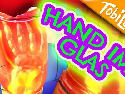 Bluthand im Glas | Halloween DEKO Deutsch | Halloween basteln | Kinderkanal DIY- Tobilottarium 31