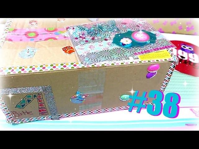 Tauschpaket von Lia #38 | Geschenkideen | 9999 Dinge - DIY, Basteln & Trends
