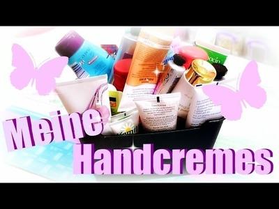 ALLE meine Handcremes | 9999 Dinge - DIY, Basteln, Ideen & Trends