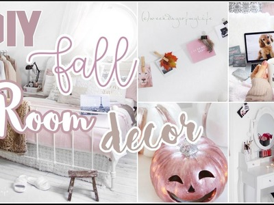 DIY Fall Room Decor @weekdaysofmylife