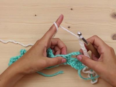 Crochet Along 2016 -Schritt 6 Kleines Quadrat