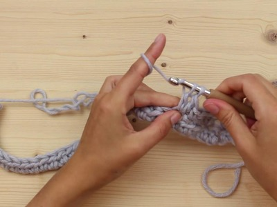Crochet Along 2016 -Schritt 6 Großes Quadrat