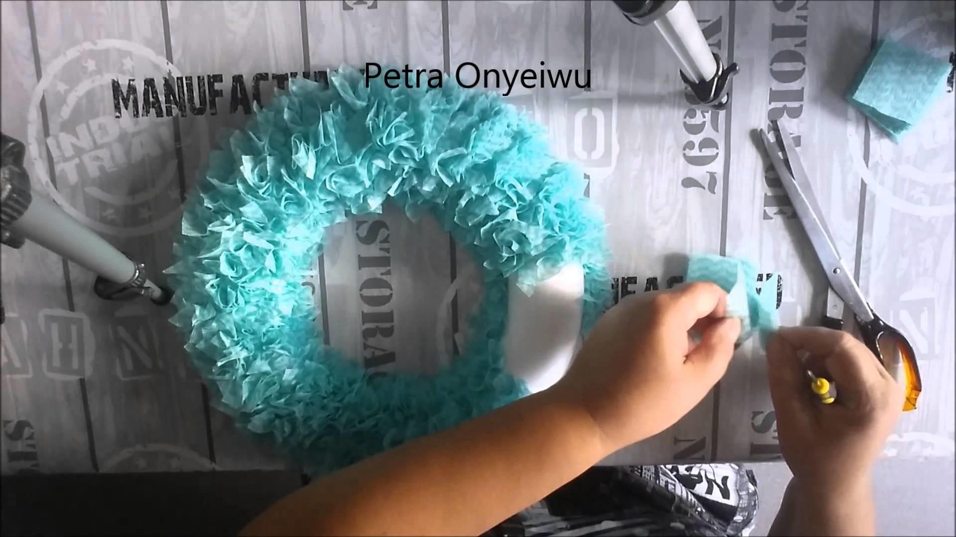 syropor kranz aus sp lt chern 30 08 2015. Black Bedroom Furniture Sets. Home Design Ideas