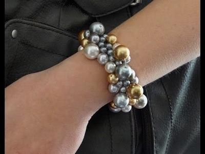 Armband selber machen mit perlen. Armband selber machen deutsch.