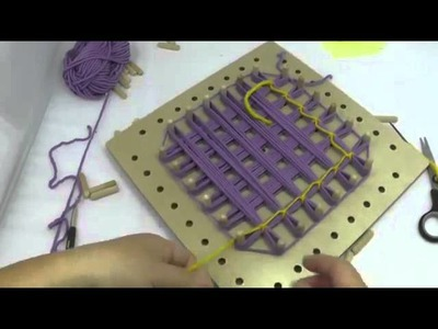 Loom Maxi - Anleitung Patch Teil 1 Basic