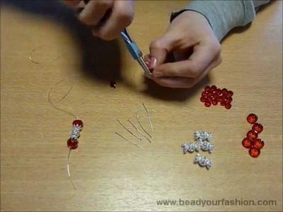 Schmuck herstellen - Technik 4: Eine Perlentraube herstellen
