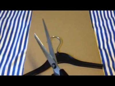 Aufbewahrung für Halsketten selber machen