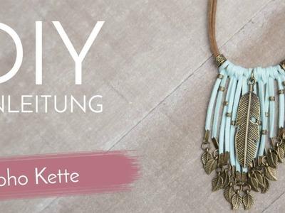 Schmuck machen mit Perlenladen Online - Boho Kette