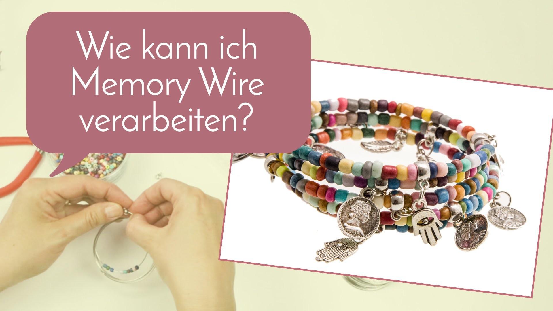 Schmuck machen mit Perlenladen Online - Memory Wire