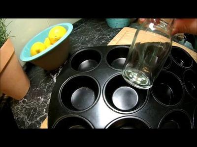 DIY-Tutorial: Muffin-Förmchen aus Backpapier. Episode 0039