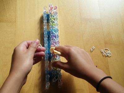 Rainbow loom Lollipop Armband - Rainboo Loom