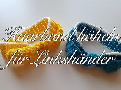 Häkeln Haarband Häkeln Für Kinder Myboshi Hakui Haarband