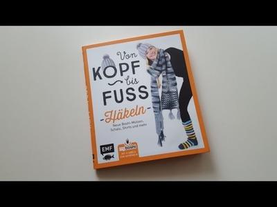 MyBoshi Häkelbuch Von Kopf bis Fuß häkeln - Häkelmädel