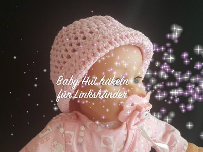 Baby Häkeln Oberteil Ripp Top Update Bündchen Rechtshänder
