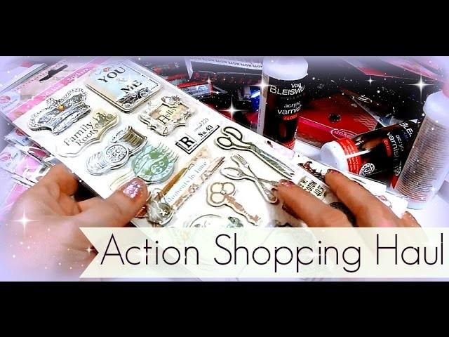 Bastelbedarf Haul Video Action | 9999 Dinge - DIY, Basteln & Trends