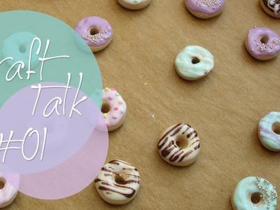 [Craft&Talk #01] Warum Donuts so einfach sind .