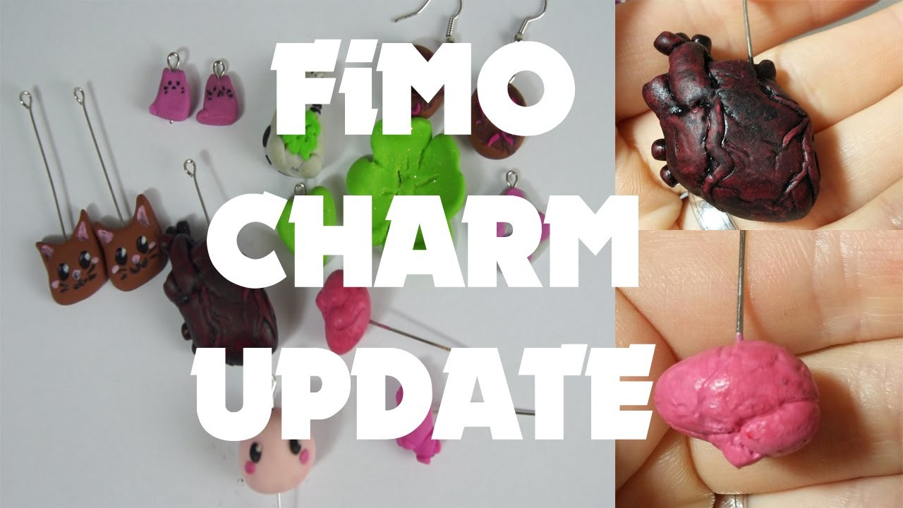 Fimo Charm Update 1 deutsch [Englische Untertitel]