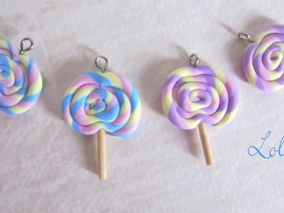 Lolly Pop ♥  | FIMO Tutorial