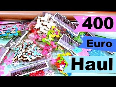 MEGA XXL Rossmann Haul Video | 9999 Dinge - DIY, Basteln & Trends
