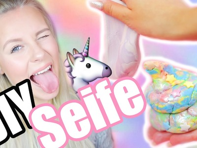 EINHORNHAUFEN Seife & GEILE Knet-Seife ♡ DIY ♡ | Dagi Bee
