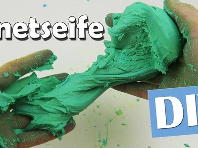 Knete aus Seife selber machen - DIY | Anleitung