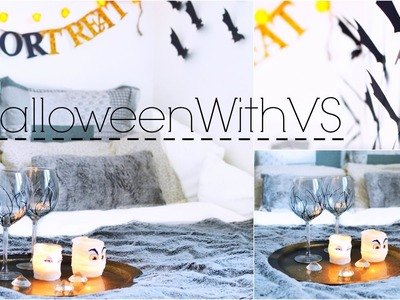 4 DIY's für Halloween - Deko | ViktoriaSarina