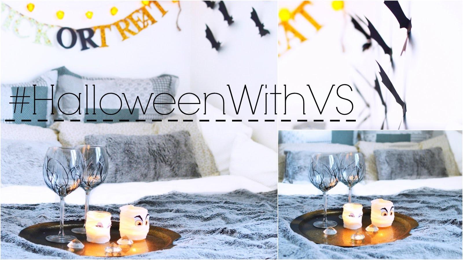4 DIY's für Halloween - Deko   ViktoriaSarina