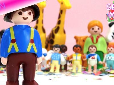 Playmobil film deutsch - Playmobil Arche Noah - Die Geschichte von Noah und seiner Arche für Kinder