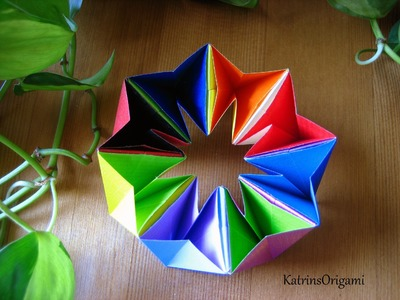Origami ♣ Magic Circle ♣