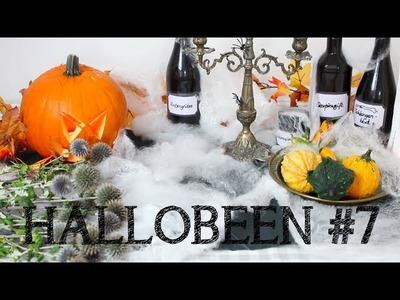 HALLOBEEN #7 - DIY Halloweendeko     |     EllaTheBee