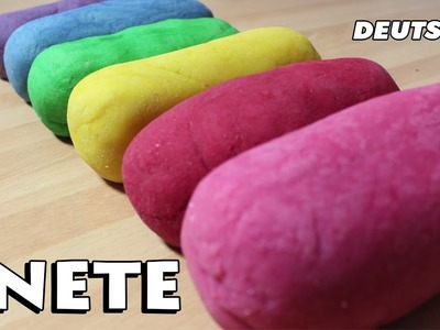 Knete | How To Make Playdough