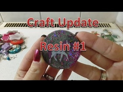 Resin Craft Update #1