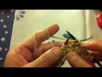 Teil 1* Stricken für anfänger Hundepullover*DIY Tutorial Handarbeit