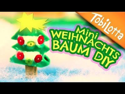 Mini Weihnachtsbaum Adventskalender basteln 1 | Geschenk basteln | Weihnachtsbaum DIY - Tobilotta 63