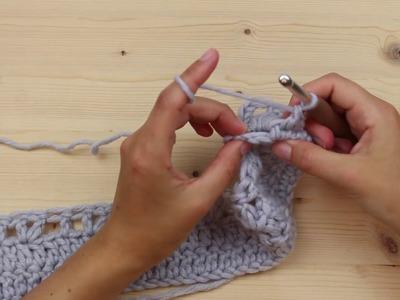 Crochet Along 2016 -Schritt 7 Großes Quadrat