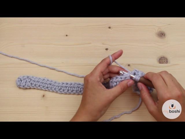 Crochet Along 2016 - Schritt 8 Großes Quadrat