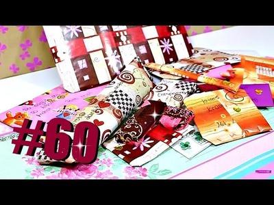 Ü-Post. Tauschpost von Celine #60 | 9999 Dinge - DIY, Basteln, Ideen & Trends